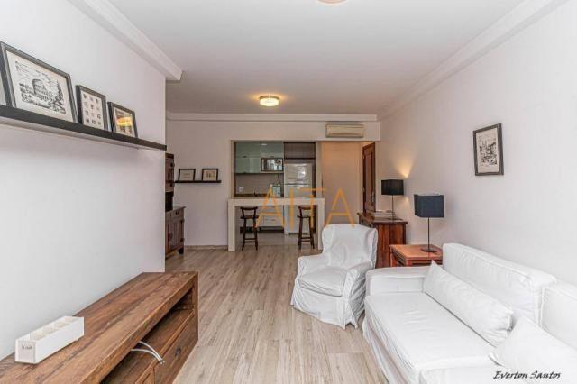 Apartamento com 2 dormitórios para alugar, 80 m² por R$ 4.500,00/mês - Moinhos de Vento -  - Foto 7
