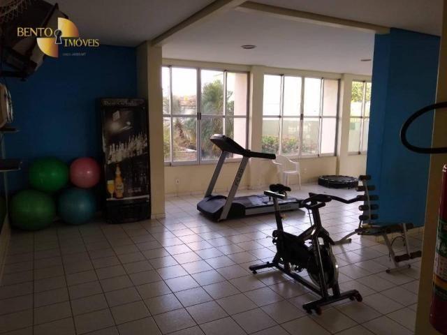 Apartamento com 3 dormitórios à venda, 85 m² por R$ 330.000,00 - Jardim Aclimação - Cuiabá - Foto 2