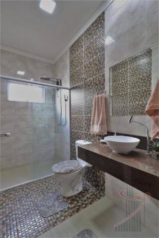 Casa com 3 dormitórios para alugar, 90 m² por R$ 3.100,00/mês - Beverly Falls Park - Foz d - Foto 11