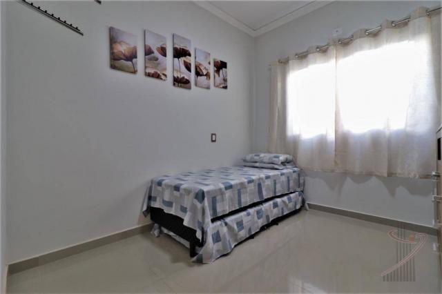Casa com 3 dormitórios para alugar, 90 m² por R$ 3.100,00/mês - Beverly Falls Park - Foz d - Foto 13