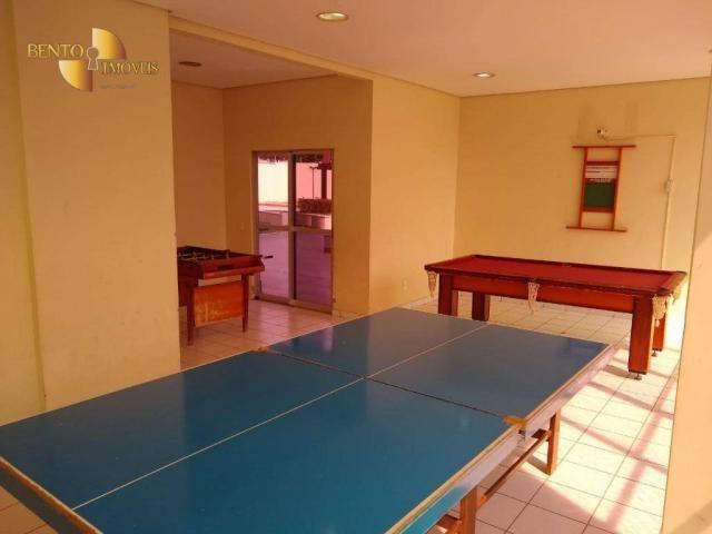 Apartamento com 3 dormitórios à venda, 85 m² por R$ 330.000,00 - Jardim Aclimação - Cuiabá - Foto 20