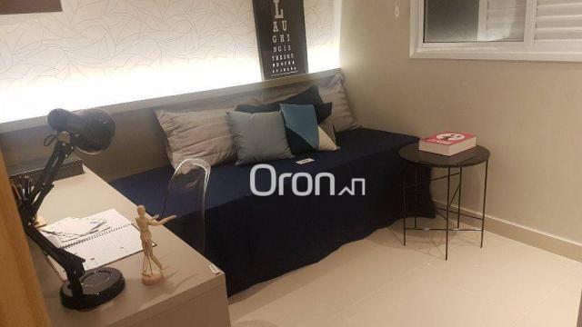 Apartamento com 2 dormitórios à venda, 62 m² por R$ 278.000,00 - Aeroviário - Goiânia/GO - Foto 8