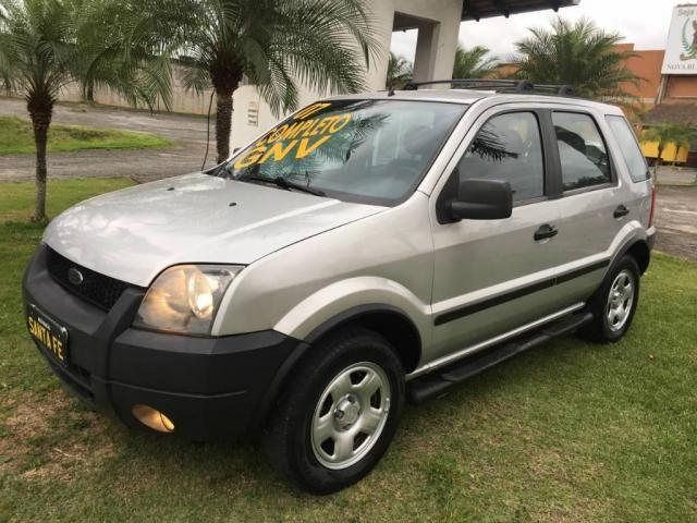 Ford EcoSport XLS 1.6 FLEX COMPLETA GNV EMBAIXO - Foto 3