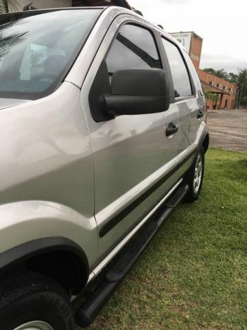 Ford EcoSport XLS 1.6 FLEX COMPLETA GNV EMBAIXO - Foto 5