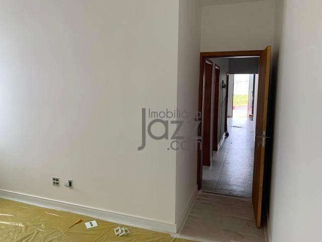 Casa nova em condomínio fechado à venda, 90 m² por R$ 510.000 - Jardins do Império - Indai - Foto 7