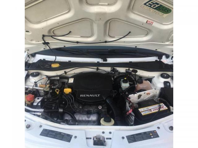 Renault Logan EXP 1.6 COMPLETO COM GNV LEGALIZADO É MUITO ECONOMICO - Foto 10