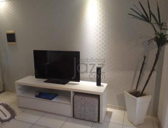 Apartamento com 2 dormitórios à venda, 46 m² por R$ 197.000,00 - Residencial Villa Flora - - Foto 2
