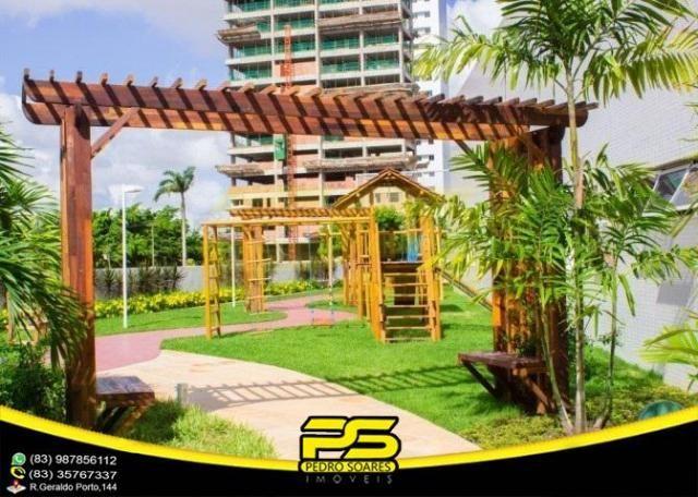 Oportunidade, apartamento p/alugar, 04 suítes, piscina, 05 vagas, 332,75m², por apenas R$  - Foto 11
