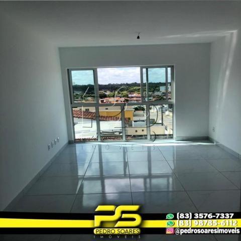 Apartamento com 2 dormitórios à venda, 60 m² por R$ 185.000 - Expedicionários - João Pesso - Foto 6