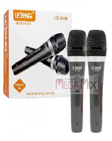 Microfone lelong
