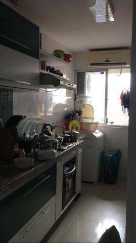 Apartamento com 3 dormitórios à venda, 80 m² por R$ 450.000 - Horto - Teresina/PI - Foto 2