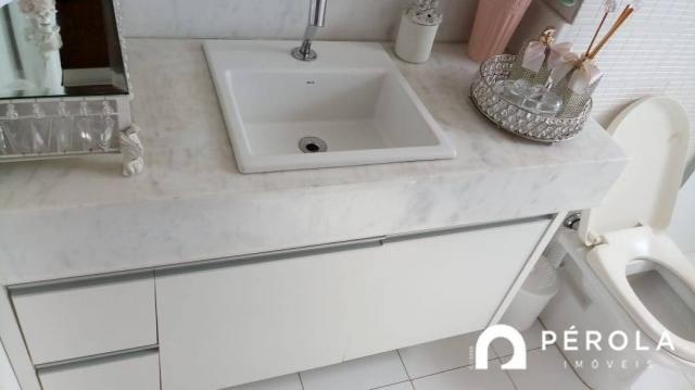 Apartamento à venda com 3 dormitórios em Setor oeste, Goiânia cod:SA5151 - Foto 18