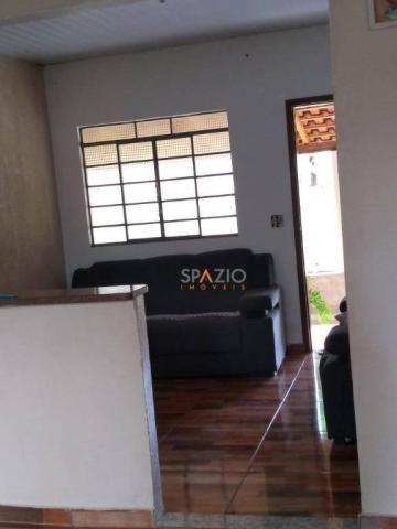 Chácara com 2 dormitórios à venda, 2000 m² por R$ 350.000 - Planalto da Serra Verde - Itir - Foto 9