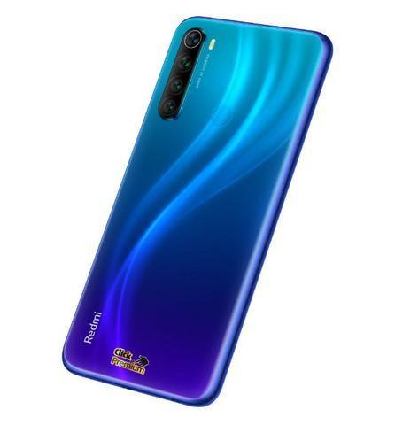 KIT Xiaomi Redmi Note 8 Global - 128 GB / 4 GB + Fone + Capa + Película + 8 Brindes - Foto 3