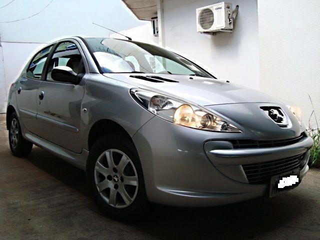 Peugeot 207 Xr 1.4 Flex Hatch Completo Impecável