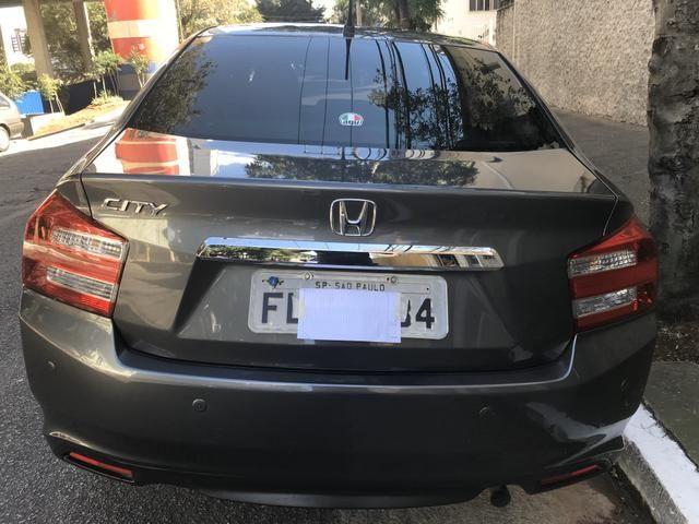 City automático 2014 zerado revisado nunca batido ipva pago - Foto 5
