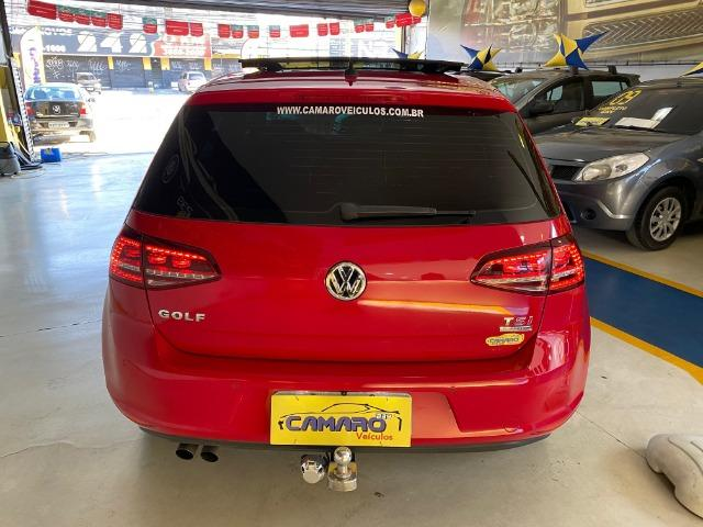 Vw - Volkswagen Golf Tsi Highline + Teto - Foto 5