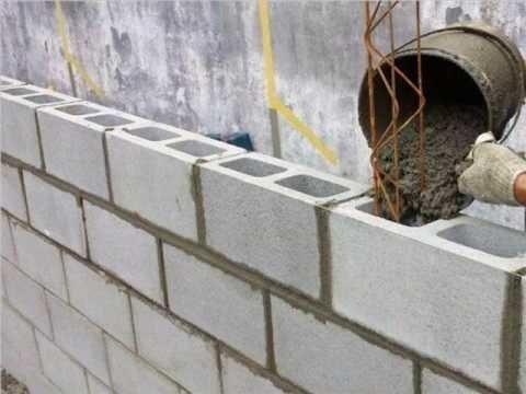 Blocos de concreto dreto da fabrica bloco de cimento - Foto 3