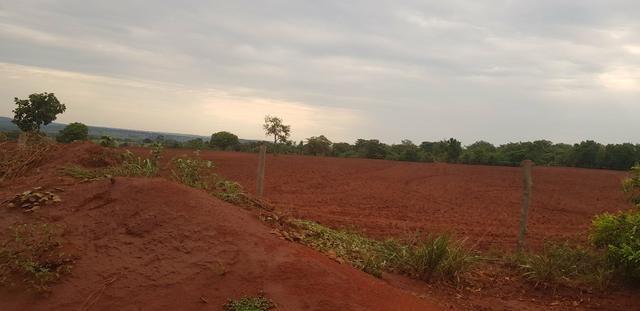 Fazenda 219 alqueires | região Caçu | boa pra lavoura plana