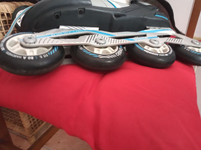 Patins Roller Oxelo Fit 5 - Foto 2