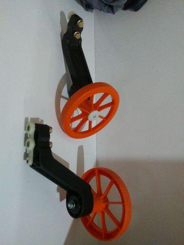Bike aluminio freio a disco infantil so 269 - Foto 4