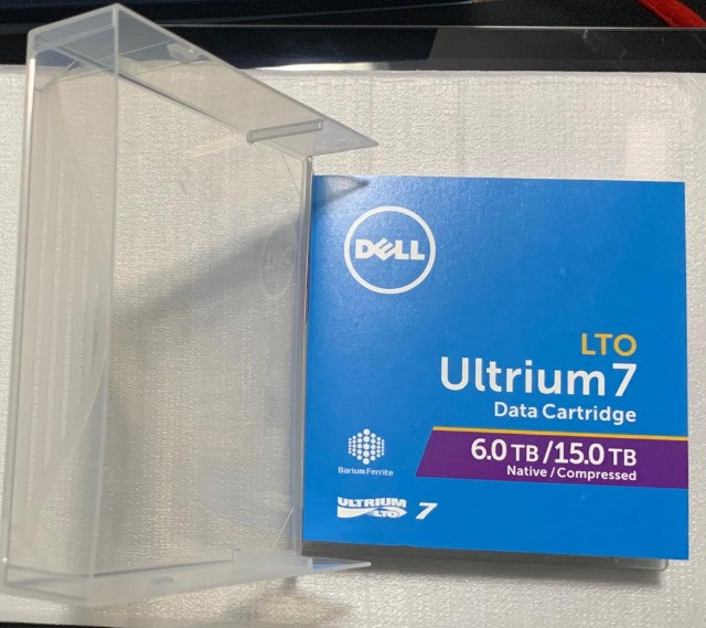 Fita Dell Lto Ultrium 7 Data Cartridge 6.0tb/15.0tb - Foto 2
