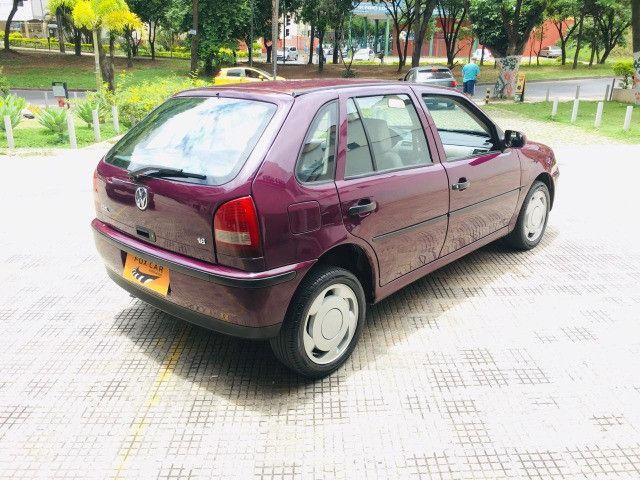 (0828) Gol 1.6 1999/00 Manual Gasolina - Foto 6