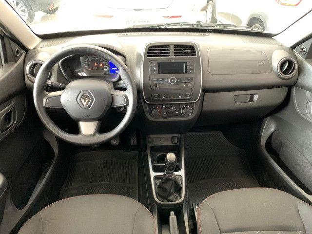 Renault Kwid Zen 2020 - único dono, garantia de 01 ano! - Foto 3