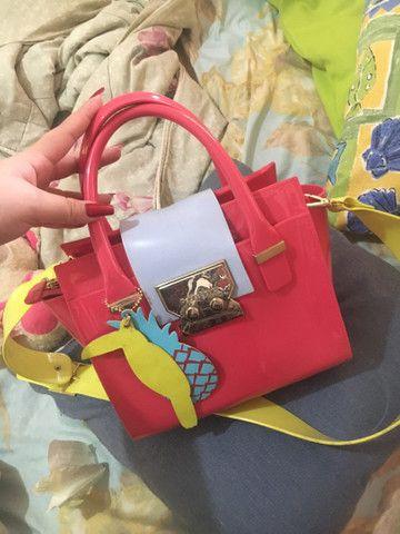 Bolsa Petite Jolie usada poucas vezes - Foto 2