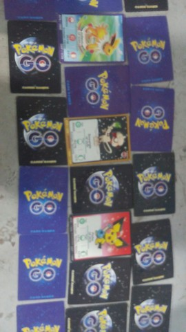 Cartinhas pokemon para colecionar ou para seu filho brincar