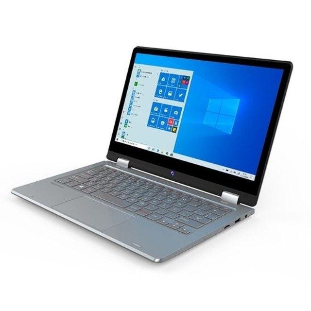 Notebook Positivo 2 em 1 Duo C464C - Foto 3
