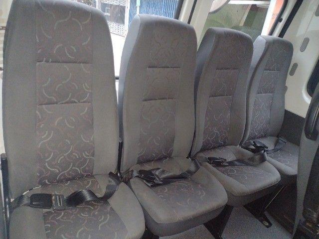 Fiat Ducato 2.3 minibus 2015/15 escolar - Foto 10