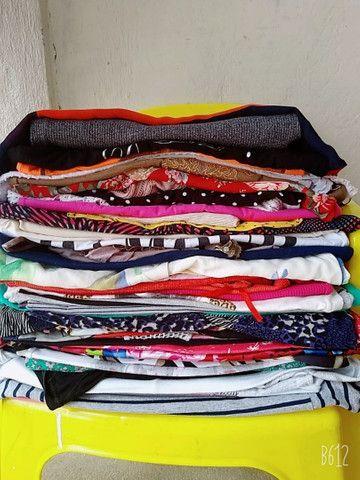 Lote de roupas de bazar  - Foto 3