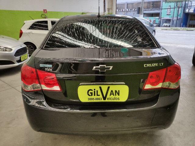 Chevrolet Cruze Sedan Lt 1.8 Automatico Completo Ano 2012 - Foto 5