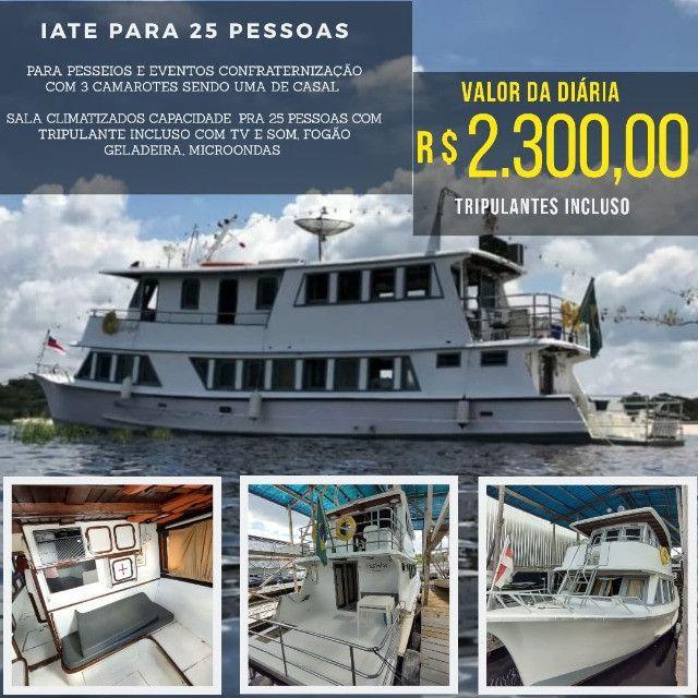 _ Alugo Lancha em Manaus, Traga sua Família
