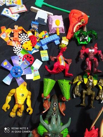 Vendo lote de Brinquedos - Foto 3