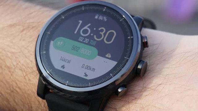 Amazfit Stratos 2 - smartwatch - Foto 6