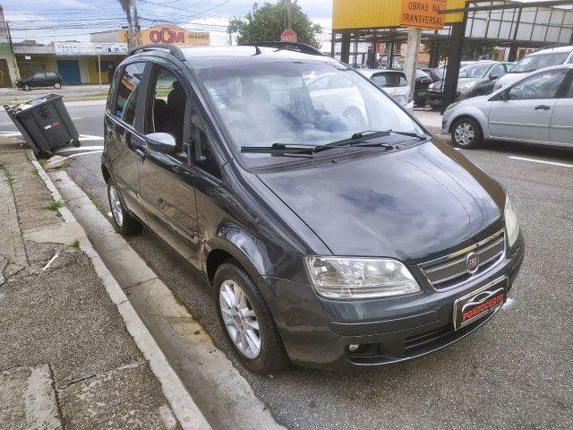 Fiat Idea ELX 1.4, 2010 Completa Impecavel - Foto 2