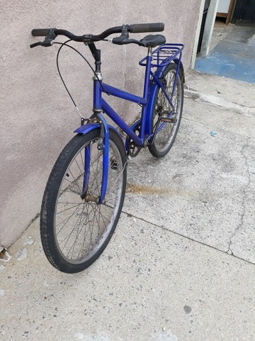 Bicicleta com garupa  - Foto 2