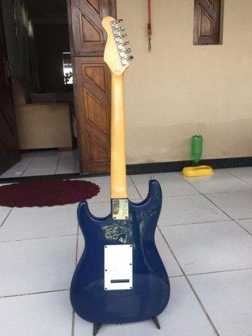 Guitarra Condor RX-20s Stratocaster semi nova  - Foto 4