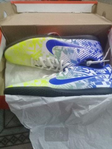 Chuteira da Nike futsal - Foto 2