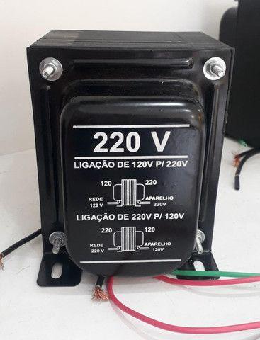 Transformador upsai em cobre at-4.000va - Entrega Gratis - Foto 3