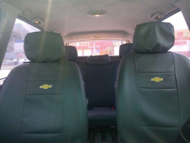 Vendo carro Zafira 7 lugares - Foto 10