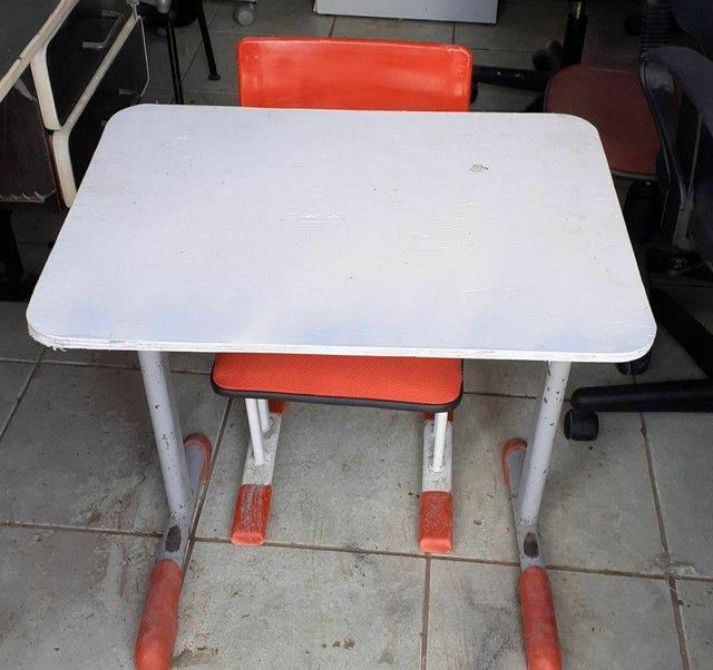 Compramos vendemos consertamos móveis de Escritórios escolares Seminovos - Foto 4