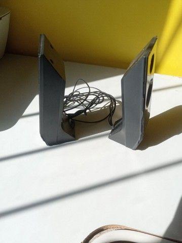 Caixinha de Som para PC - Foto 2