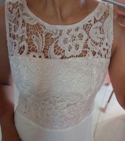 Vestido para pré wedding/casamento