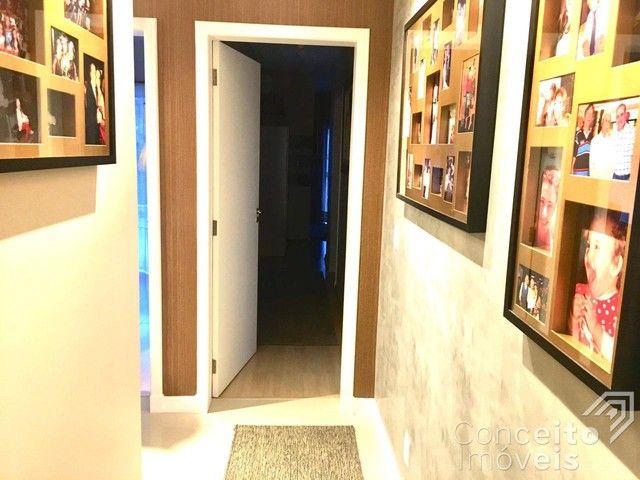 Casa de condomínio à venda com 4 dormitórios em Oficinas, Ponta grossa cod:393415.001 - Foto 14