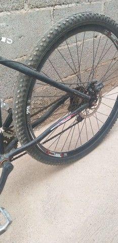Bicicleta aro 29 freio a disco  - Foto 2