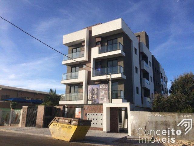 Apartamento à venda com 2 dormitórios em Jardim carvalho, Ponta grossa cod:392280.005 - Foto 5