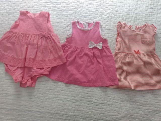 28 peças de roupas infantis - Foto 3